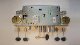 Замки, личинки Mottura (Матура) - заміна, установка, ремонт.